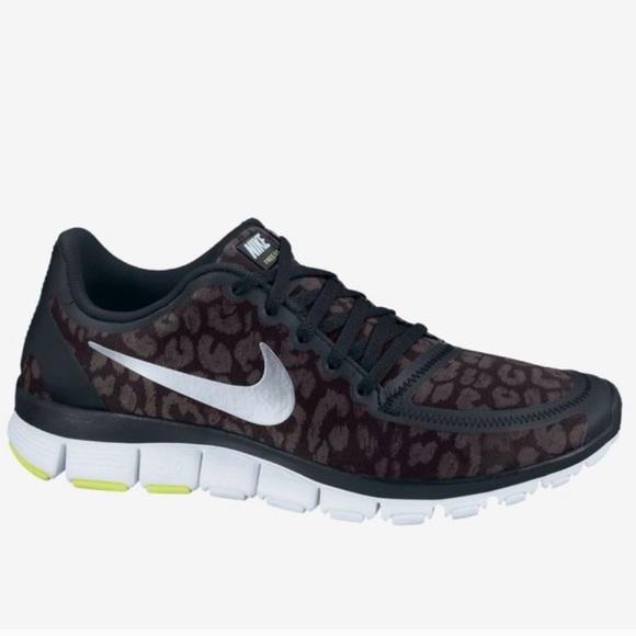 Nike Shoes   Nike Free Run 5 V4 Black